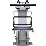 Установка уникального сканера с глубиной колыбели 70 см